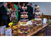 2x 7-tier cup-cake stands £10 each
