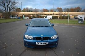 BMW 120D SE (E81) 163BHP NEW TURBO AT 119k