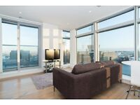 LUXURY DOCK FACING 1 BED - Pan Peninsula E14 - SOUTH QUAY CANARY WHARF DOCKLANDS LIMEHOUSE CITY