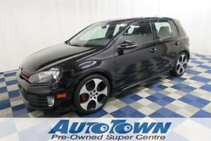 2012 Volkswagen Golf GTI SUNROOF/BLUETOOTH/TOUCH SCREEN/LOW KM!!
