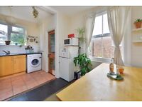 NIGHTINGALE RD: TWO BED, PART FURNISHED, SHARE OF GARDEN, PERIOD CONVERSION