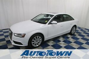 2013 Audi A4 2.0T Premium/AWD/LEATHER INTERIOR/SUNROOF