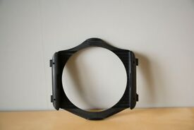Cokin BP-400 P Series Filter Holder with 52 and 72mm adapters