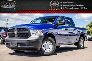 2016 Ram 1500 New Tradesman 4X4 Crew Diesel Backup Cam Pwr Windo