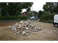 Free to collect brick rubble and sub soil infill. Plus more to come