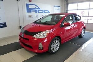 2014 TOYOTA PRIUS C 5DR CUIR TOIT GPS