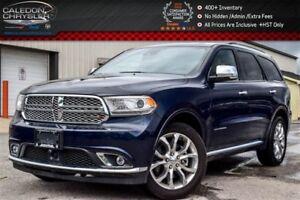 2016 Dodge Durango Citadel|AWD|7Seater|Navi|Sunroof|Backup Cam|B