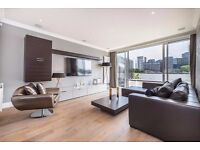 @@AN EXCLUSIVE LUXURY 2 BEDROOM 2 BATHROOM APARTMENT WITH STUNNING RIVER VIEWS & MARBLE BATHROOMS@@