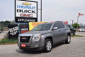 2012 GMC Terrain ONE OWNER, REMOTE START, HEATED SEATS, BLUETOOT