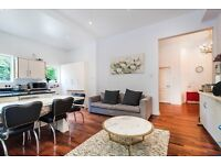 Three Bedroom Garden Flat Available in Mapesbury Conservation Area