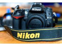Nikon D7000 - pre-loved