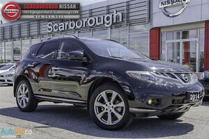 2014 Nissan Murano Platinum-FULLY LOADED AND ACCIDENT FREE!!!