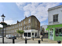 A stunning unfurnished one bed flat in Angel