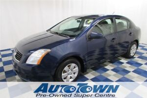 2009 Nissan Sentra 2.0/ACCIDENT FREE/ONE OWNER/GREAT PRICE!