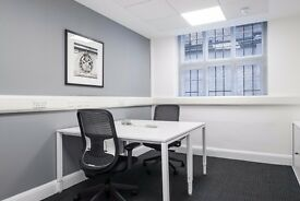Newly refurbished office space for one or two persons with everything included. Margaret Street W1W