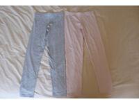 Girl's leggings (NEW)