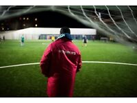 7-a-side football league in Balham/Clapham South