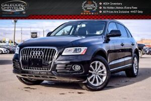 2017 Audi Q5 2.0T Progressiv|Quattro|Bluetooth|Leather|Heated F
