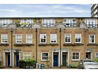 BEAUTIFUL 3 DOUBLE BEDROOM, 2 BATH HOUSE WITH GARDEN SET IN A GATED DEVELOPMENT IN THE HEART OF NW5