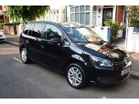2012 Volkswagen Touran 2.0 TDI 140 SE Met Black Diesel Manual