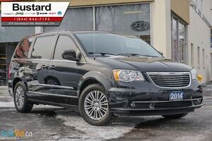 2014 Chrysler Town & Country TOURING L   LEATHER   CAMERA   STO-