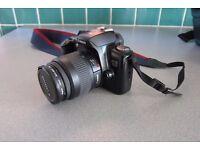 Canon EOS 500 35 mm film SLR camera