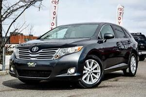 Toyota Venza LE AWD LEATHER