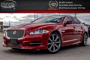 2015 Jaguar XJ Premium Luxury|AWD|Navi|Pano Sunroof|Backup Cam|B
