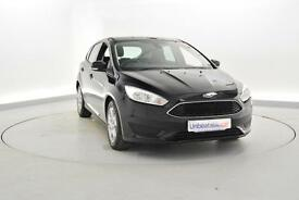 FORD FOCUS 1.0 EcoBoost Style 5dr (black) 2016