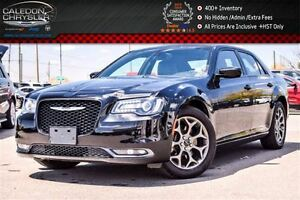2016 Chrysler 300 S|AWD|Navi|Pano Sunroof|Backup Cam|Bluetooth|R