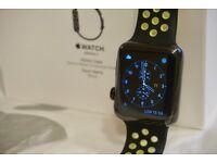 Space Black Stainless Steel 42mm Apple Watch Series 2