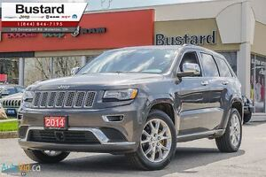 2014 Jeep Grand Cherokee SUMMIT | ECO DIESEL | DUAL DVD | AIRRID