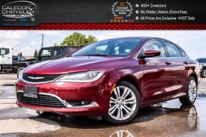 2015 Chrysler 200 Limited|Navi|Bluetooth|Heated Front Seats|Keyl