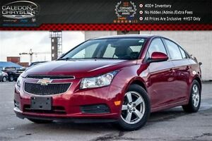 2014 Chevrolet Cruze LT|Backup Cam|Bluetooth|Leather|Heated Fron