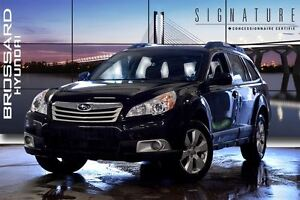 2012 Subaru Outback 2.5L AUTOMATIQUE A/C AWD CRUISE SIEGES CHAUF