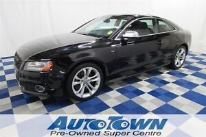 2012 Audi S5 PREMIUM PLUS/AWD/HEATED SEATS/SUNROOF