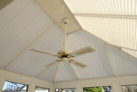 Roof Blinds - quality roof blinds for a conservatory