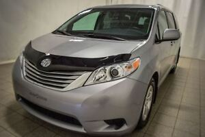 2017 Toyota Sienna LE V6, 8 Passagers, Gr. Electrique, Bluetooth