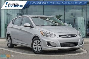 2016 Hyundai Accent GL - BLUETOOTH HEATED FRONT SEATS, AUTOMATIC