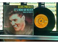 Elvis Presley – Its Now or Never, G, part of the Victor Collector Series.