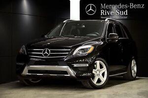 2013 Mercedes-Benz M-Class ML 550 4MATIC, Toit pano, Xenon, Mags
