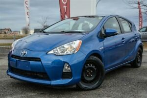 2013 Toyota Prius C HB, GPS, A/C, LOW KM