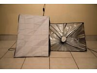 Photography - 2 Continuous lighting Softbox