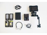 Red Epic Mysterium-x camera Bundle (Canon EF mount)
