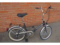 FOLDING BICYCLE single seater, never raced or rallied !!