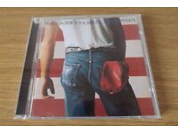 Bruce Springsteen - Born In The USA CD
