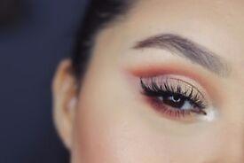Surrey & London based Professional Makeup Artist - Bridal, Glam, Prom, Editorial.