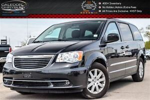 2016 Chrysler Town & Country Touring|Backup Cam|Pwr Sliding Door