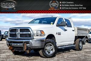 2013 Ram 2500 ST|4x4|6.7L Diesel|Backup Cam|Pwr Windows|Pwr Lock