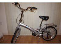 Folding bike (Activ Fold S6)